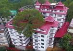 Hôtel Shimla - Sanobar The Grand White-1