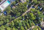 Camping 4 étoiles Vaison-la-Romaine - Camping Les Cascades-3