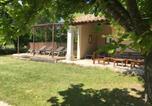 Hôtel La Roque-sur-Pernes - Mas la Cigaliere-4