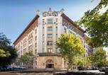 Hôtel Basilique del Pilar - Nh Collection Gran Hotel de Zaragoza-4