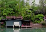 Location vacances Lake Lure - Water's Edge Home-1