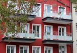 Location vacances Nürnberg - Deluxe Apartment 35m²-1