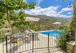 Location vacances Uleila del Campo - House with one bedroom in Laroya with wonderful mountain view shared pool furnished terrace 55 km from the beach-3