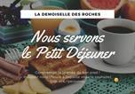 Location vacances Ternuay-Melay-et-Saint-Hilaire - Demoiselle des Roches-2