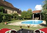 Location vacances Sorges - Maison De Vacances - St. Jory-Las-Bloux-1