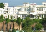 Hôtel Ajmer - Hotel Merwara Estate-1