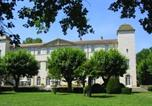 Hôtel 4 étoiles Béziers - Château de Lignan-3