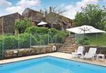 Location vacances Villefranche-du-Périgord - Holiday Home Lapeze Haute-1