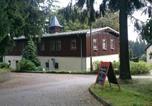 Hôtel Falkenstein/Vogtland - Waldhotel Zöbischhaus-1