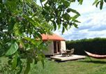 Location vacances Mont-Saint-Guibert - Yurterra, yourte avec sauna-1