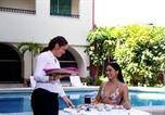 Hôtel Cancún - Hotel Maria de Lourdes-3