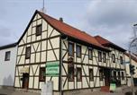 Hôtel Erfurt - Hotel und Restaurant Hohenzollern-1