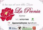 Location vacances  Province de Viterbe - La Peonia-1