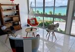 Location vacances  Nouvelle-Calédonie - Superbe appartement vue mer-3
