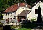 Hôtel Comberjon - L'auberge Des 3 Ponts-1