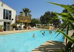 Camping avec Spa & balnéo Provence-Alpes-Côte d'Azur - Camping Les Acacias-1