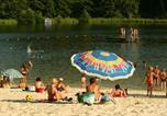 Camping avec Piscine Gondrin - Camping du Lac de Lislebonne-1