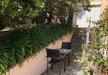 Location vacances Vallauris - Studio Les Orangers-4