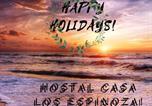 Location vacances  Nicaragua - Hostal Casa Los Espinoza-2