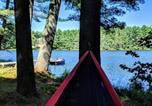 Location vacances Sparta - Woodland Doe Lodge - Lakefront Log Cabin-4