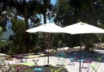 Camping avec Piscine Corbara - Camping Monte Ortu by Corsica Paradise-3