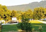 Camping avec Piscine couverte / chauffée Villard-Saint-Sauveur - Sites et Paysages La Colombière-4