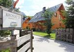 Location vacances Kranjska Gora - Kronau Chalet Resort-1