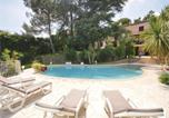 Location vacances Biot - Holiday Home Biot Chemin St. Julien-1