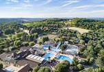Camping avec Piscine Marcillac-Saint-Quentin - Camping Sandaya Les Peneyrals-1