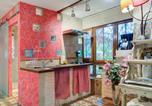Location vacances Las Rozas de Madrid - Rustic Apartment with garden, swimming pool and spa in Galapagar-3