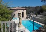 Location vacances Vence - French Riviera Gaudissard-1
