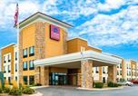 Hôtel Rochester - Comfort Suites Rochester-1