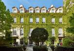 Hôtel 4 étoiles Vincennes - Le Pavillon de la Reine & Spa-1