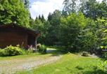 Location vacances Bouillon - Cozy Chalet in Noirefontaine near Forest-3