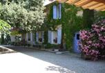 Location vacances Saint-Paul-lès-Durance - Luxurious Holiday Home with Pool in Pertuis France-2