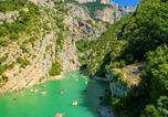 Camping avec Piscine couverte / chauffée Esparron-de-Verdon - Homair - Les Lacs du Verdon-2