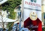 Hôtel Limbach-Oberfrohna - Parkhotel Meerane-3