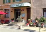 Hôtel Saint-Martin-d'Entraunes - Hotel l'Avenue-1