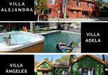 Location vacances Cercedilla - Complejo Casas Rurales Mansiones Y Villas Deluxe-1