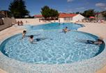 Camping avec WIFI Sallertaine - Camping Le Both d'Orouet-1