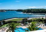 Hôtel Seignosse - Résidence Mer & Golf Le Boucanier Port d'Albret-3