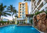 Hôtel Mazatlán - Best Western Hotel Posada Freeman Zona Dorada-1