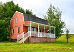 Location vacances Norwich - Mountain-Top Views Near Cooperstown on 48 acres!-1