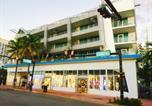 Location vacances Miami Beach - Apartment at De Soleil Hotel on Ocean Drive-1