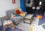 Location vacances  Seine-Maritime - L'Azulejos-2