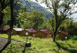 Location vacances Banjar - Tirthan village huts-2