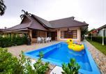 Villages vacances Na Chom Thian - Rock Garden Beach C18 By Sand-D House-1
