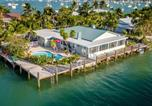 Location vacances Summerland Key - The Key Lime House 4bed/3bath with pool & dockage-2