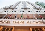 Hôtel Balneário Camboriú - Hotel Plaza Camboriú-3