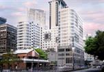 Hôtel Tsim Sha Tsui - The Salisbury - Ymca of Hong Kong-2